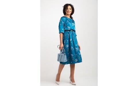 Цветочные летние платья ― хит сезона 2020