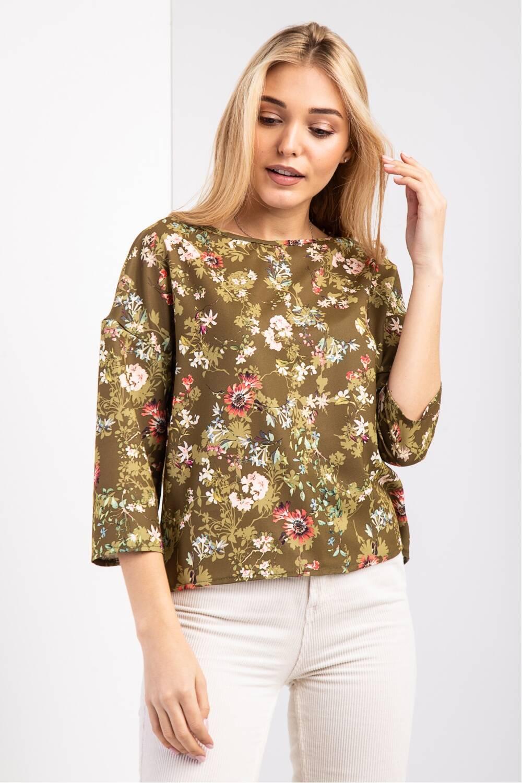 Женская блуза Флора 19021