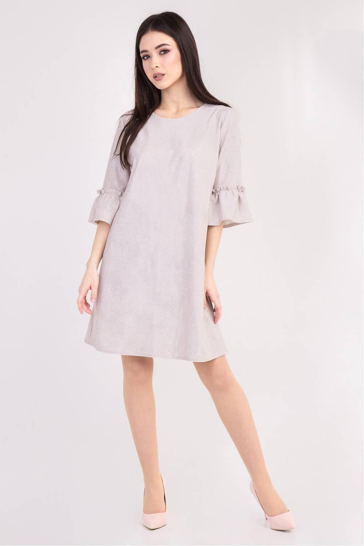 Женское платье Лидия- парча 88