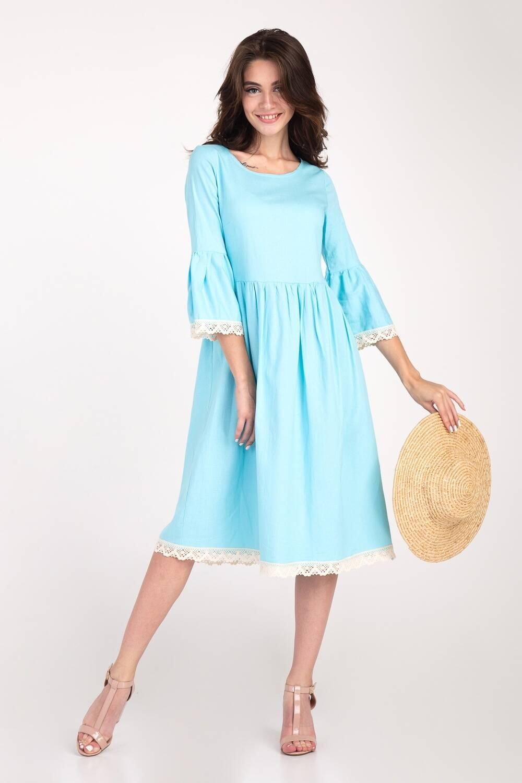 Платье женское Любава 56