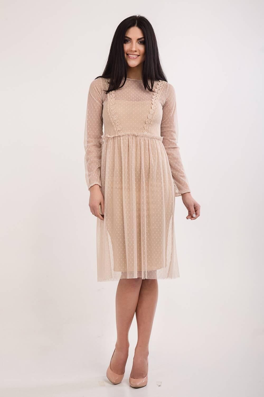 Женское платье Двойка 36-1