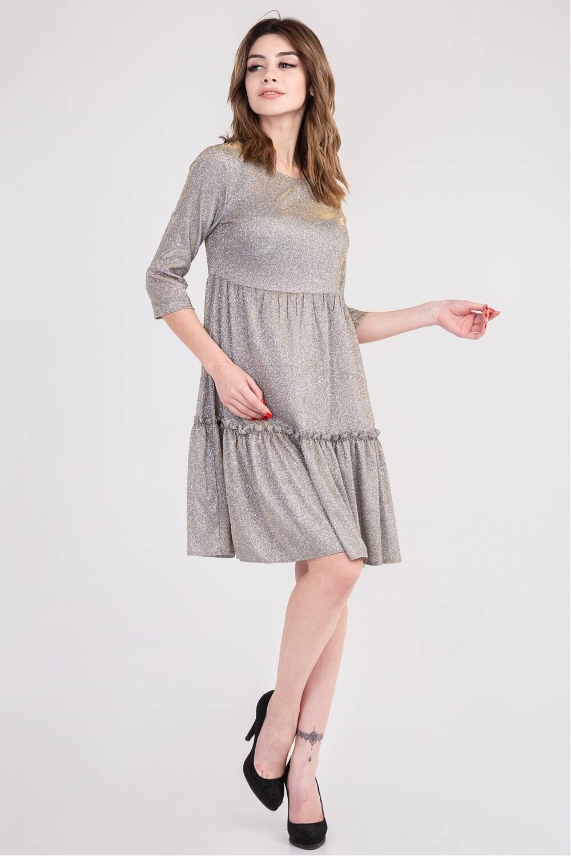 Платье женское Адель-парча  77