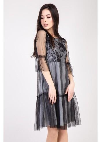 Женское платье Аделаиза-парча 84