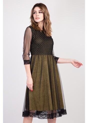 Платье женское Беллаиза- камни 87
