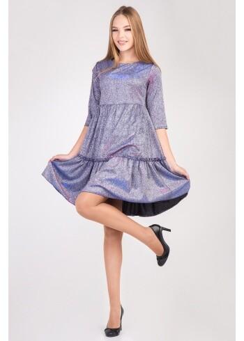 Женское платье Адель-парча  98